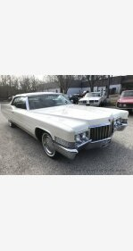 1970 Cadillac De Ville for sale 101104149