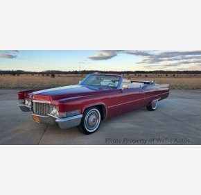 1970 Cadillac De Ville for sale 101123886