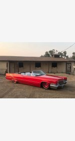 1970 Cadillac De Ville Convertible for sale 101264882