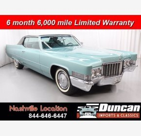1970 Cadillac De Ville for sale 101309494