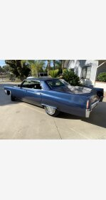 1970 Cadillac De Ville Sedan for sale 101346018