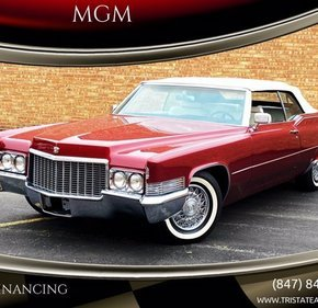 1970 Cadillac De Ville for sale 101366081