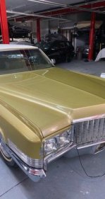1970 Cadillac De Ville Convertible for sale 101410327