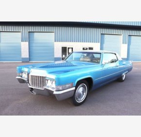 1970 Cadillac De Ville for sale 101412218
