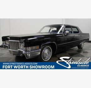 1970 Cadillac De Ville for sale 101414647