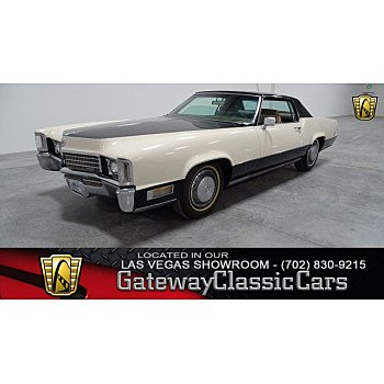 1970 Cadillac Eldorado for sale 101041158