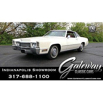 1970 Cadillac Eldorado for sale 101148152