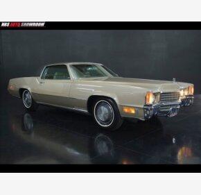 1970 Cadillac Eldorado for sale 101207990