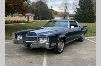 1970 Cadillac Eldorado for sale 101227582