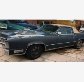 1970 Cadillac Eldorado for sale 101264434