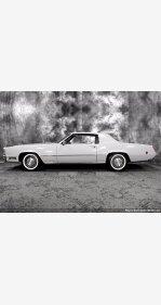 1970 Cadillac Eldorado for sale 101390038