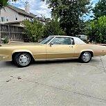 1970 Cadillac Eldorado Coupe for sale 101596441