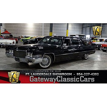 1970 Cadillac Fleetwood for sale 101063132