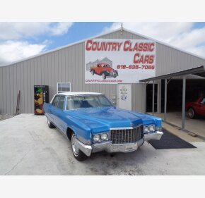 1970 Cadillac Fleetwood for sale 101119954
