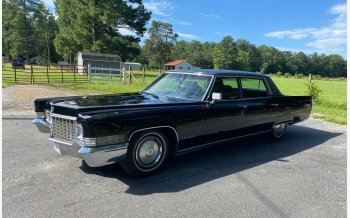 1970 Cadillac Fleetwood for sale 101394390