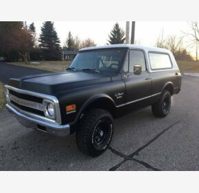 1970 Chevrolet Blazer for sale 101124355