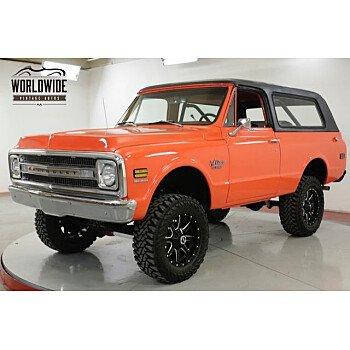 1970 Chevrolet Blazer for sale 101189445