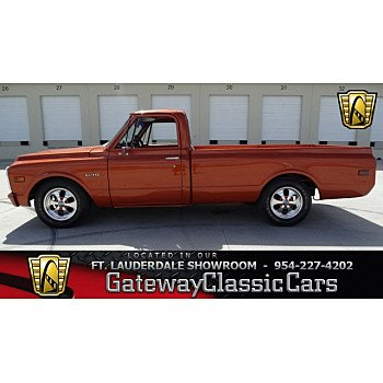 1970 Chevrolet C/K Truck for sale 100965327