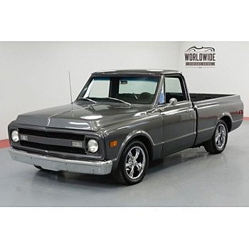 1970 Chevrolet C/K Truck for sale 100992839