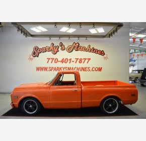 1970 Chevrolet C/K Truck for sale 101317122