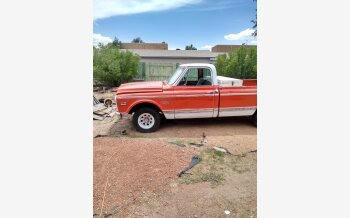 1970 Chevrolet C/K Truck 2WD Regular Cab 1500 for sale 101320223