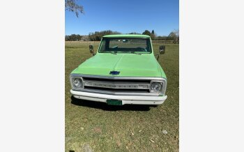 1970 Chevrolet C/K Truck C10 for sale 101454162