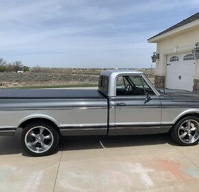 1970 Chevrolet C/K Truck C10 for sale 101478658
