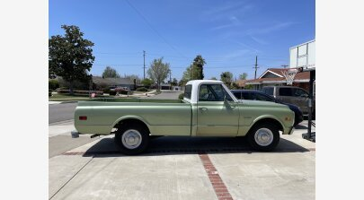 1970 Chevrolet C/K Truck C20 for sale 101492640
