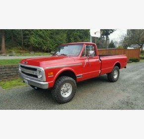 1970 Chevrolet C/K Truck for sale 100839322