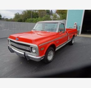 1970 Chevrolet C/K Truck for sale 100931360