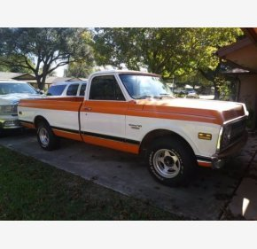 1970 Chevrolet C/K Truck for sale 100942094