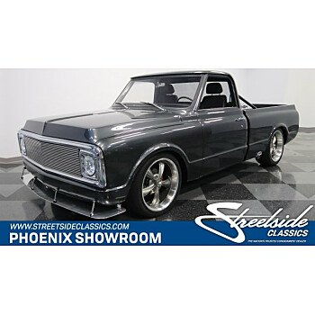 1970 Chevrolet C/K Truck for sale 100990846