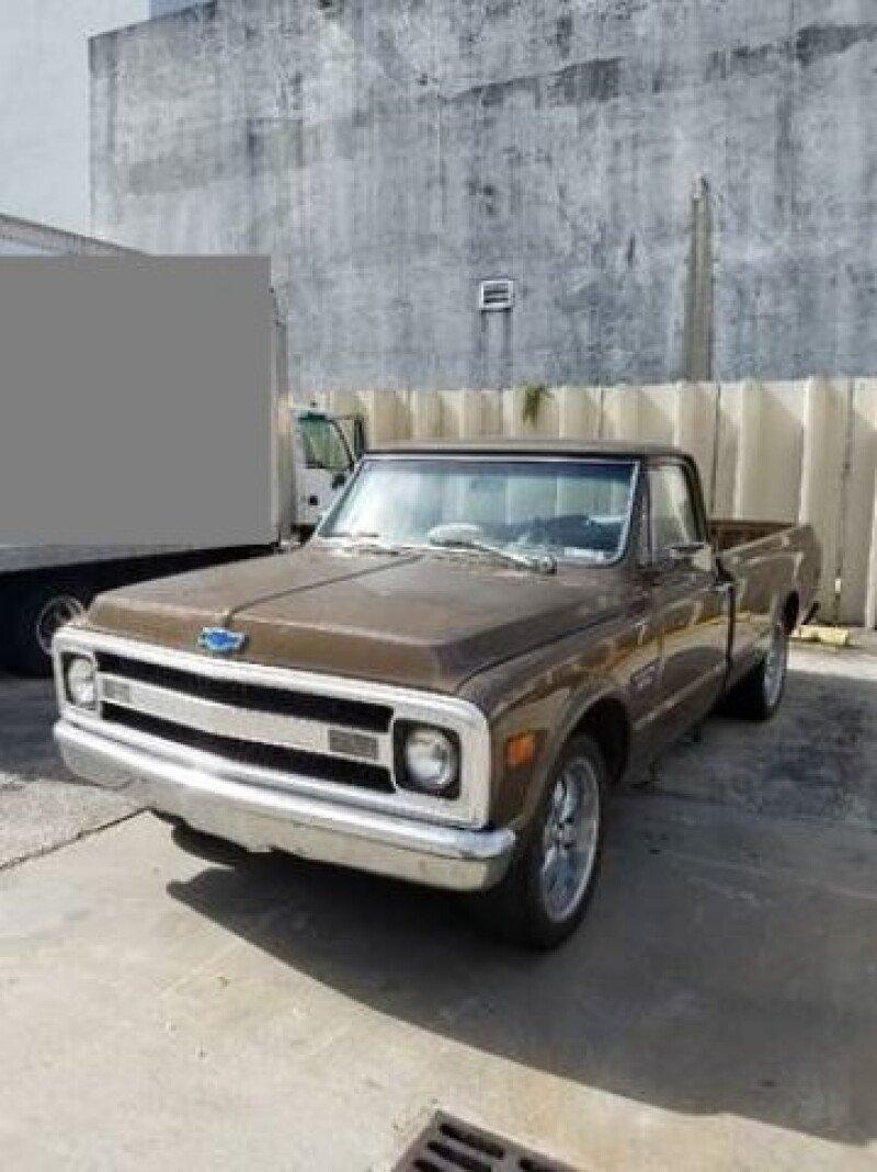 1970 Chevrolet C K Truck Classics For Sale Classics On Autotrader