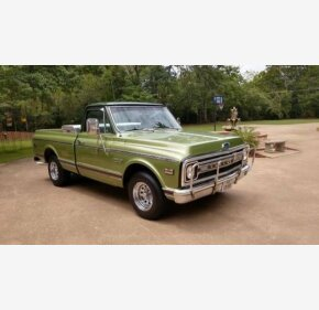 1970 Chevrolet C/K Truck for sale 101069788