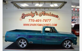 1970 Chevrolet C/K Truck for sale 101094828