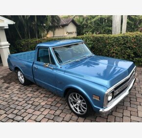 1970 Chevrolet C/K Truck for sale 101109873