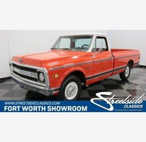 1970 Chevrolet C K Truck Classics For Sale Classics On
