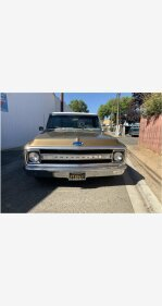 1970 Chevrolet C/K Truck for sale 101195330