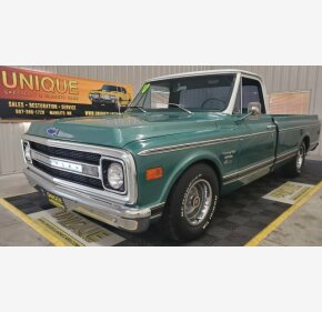 1970 Chevrolet C/K Truck for sale 101208070