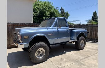 1970 Chevrolet C/K Truck Cheyenne for sale 101246858