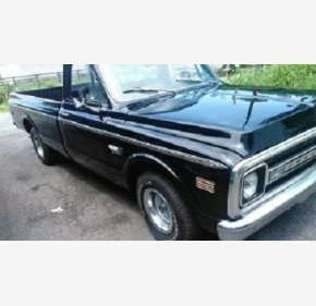 1970 Chevrolet C/K Truck for sale 101264538