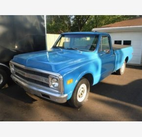 1970 Chevrolet C/K Truck for sale 101264542