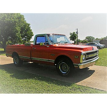 1970 Chevrolet C/K Truck for sale 101280532