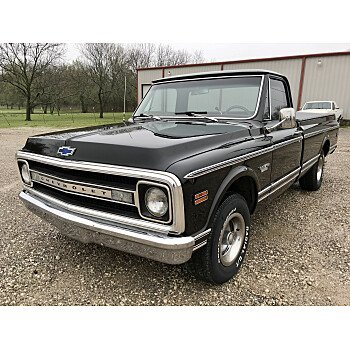 1970 Chevrolet C/K Truck for sale 101301704