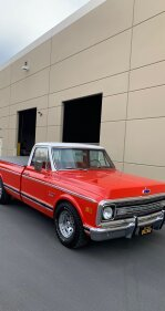 1970 Chevrolet C/K Truck Custom Deluxe for sale 101315805