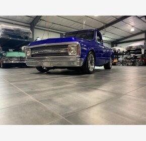 1970 Chevrolet C/K Truck for sale 101343988