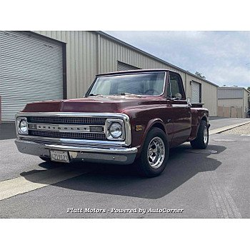 1970 Chevrolet C/K Truck for sale 101346172