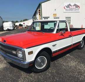 1970 Chevrolet C/K Truck for sale 101356420