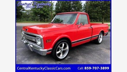1970 Chevrolet C/K Truck for sale 101374413