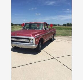 1970 Chevrolet C/K Truck for sale 101374512